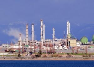Anacortes Oil Refinery